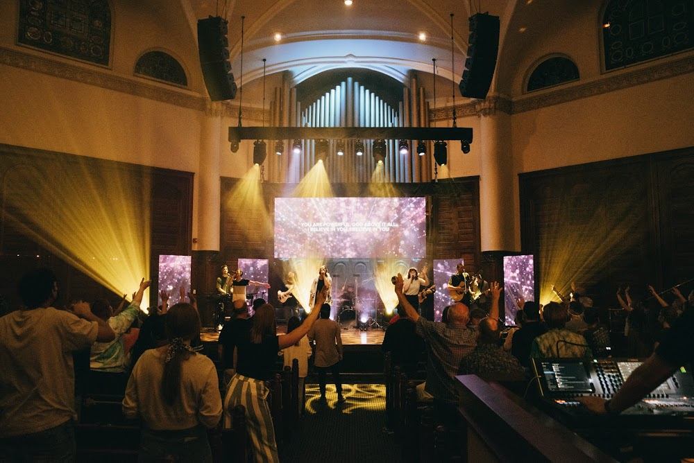 Substance Church – Downtown