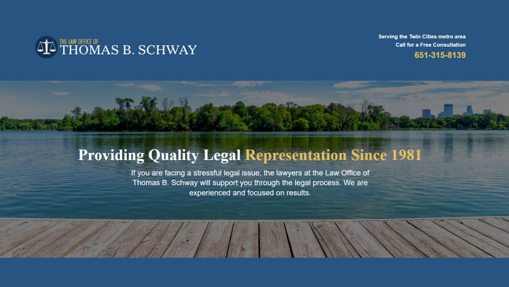 Law Office of Thomas B. Schway
