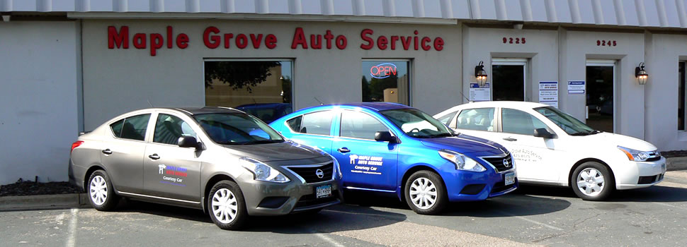 Maple Grove Auto Service